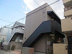 愛知県名古屋市南区豊1の賃貸アパートの外観