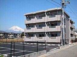 静岡県裾野市公文名の賃貸マンションの外観