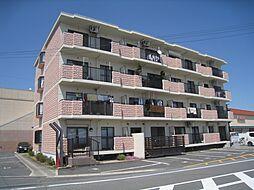 京都府木津川市相楽城西の賃貸マンションの外観