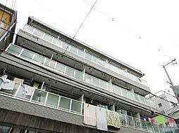 長居ロイヤルマンション[1階]の外観