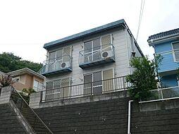 ファミール城南[2F (角)号室]の外観