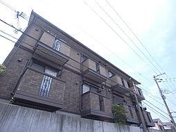 メゾンドアヴニール星ヶ丘[2階]の外観