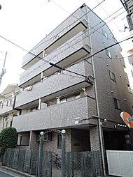 大阪府大阪市西区川口4丁目の賃貸マンションの外観