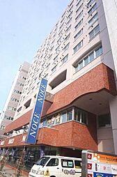 北海道札幌市中央区南二条東1丁目の賃貸マンションの外観