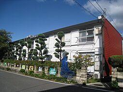 大阪府大東市野崎1丁目の賃貸アパートの外観
