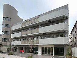 東京都品川区南品川4丁目の賃貸マンションの外観