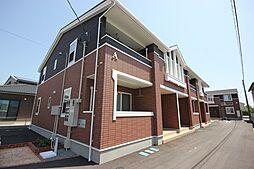 徳島県徳島市北沖洲4丁目の賃貸アパートの外観