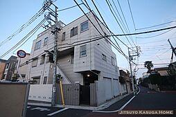 村越家マンション[201号室]の外観