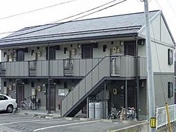 長野県長野市小柴見の賃貸アパートの外観
