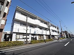 東京都足立区西綾瀬2丁目の賃貸マンションの外観
