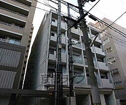 京都府京都市下京区松本町の賃貸マンションの外観