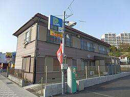 ハイツ姫田[101号室]の外観
