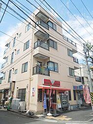 神奈川県横浜市鶴見区上末吉4の賃貸マンションの外観