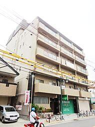 第1マンション北(グランドハイツ北)[4階]の外観