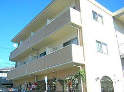 広島県広島市東区中山中町の賃貸マンションの外観