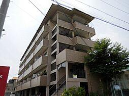 マンションフローラ[5階]の外観