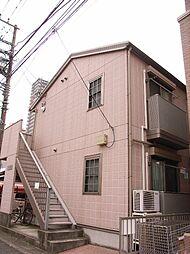 神奈川県相模原市南区相模大野6の賃貸アパートの外観