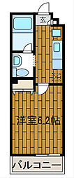 SK−1[1階]の間取り
