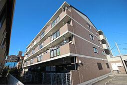 愛知県名古屋市港区東蟹田の賃貸マンションの外観