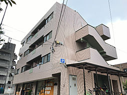 カーサヴェルドール[3階]の外観