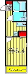 NK HOUSE[2階]の間取り