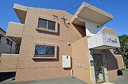 宮崎県宮崎市恒久4丁目の賃貸マンションの外観