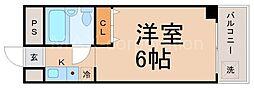 メゾン・ド・ソアレ[5階]の間取り