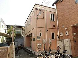 エルミタージュ柿の木坂[1階]の外観