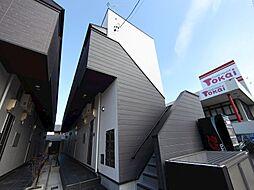 愛知県名古屋市西区市場木町の賃貸アパートの外観