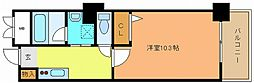 兵庫県神戸市垂水区平磯4丁目の賃貸マンションの間取り