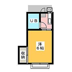鷹の台駅 2.5万円