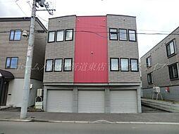 マイティダックス新道東[3階]の外観