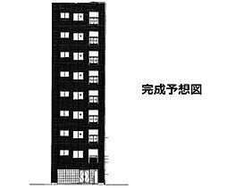 埼玉県川越市久保町の賃貸マンションの外観