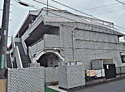 埼玉県入間郡毛呂山町中央4丁目の賃貸マンションの外観