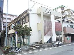 福岡県福岡市南区清水3丁目の賃貸アパートの外観