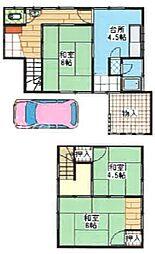 [一戸建] 香川県高松市伏石町 の賃貸【/】の間取り