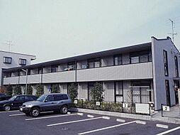 埼玉県さいたま市見沼区大和田町の賃貸アパートの外観