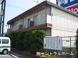 大阪府堺市北区百舌鳥梅町2丁の賃貸アパートの外観