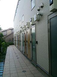 サークルハウス新中野壱番館[1階]の外観