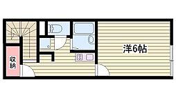江井ヶ島駅 4.3万円