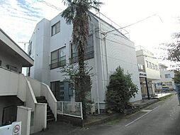 静岡県三島市緑町の賃貸アパートの外観