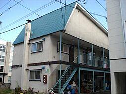 楽陽荘[2階]の外観