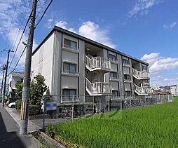 京都府京都市西京区桂北滝川町の賃貸アパートの外観