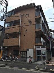 兵庫県尼崎市東園田町9丁目の賃貸マンションの外観