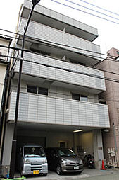 東京都中央区勝どき3丁目の賃貸マンションの外観