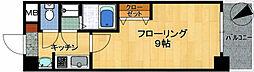 ブライトハイム[2階]の間取り