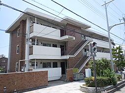 待兼山荘[2号室]の外観