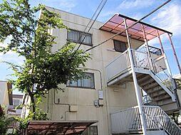 東京都府中市新町2丁目の賃貸マンションの外観