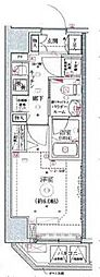 リヴシティ横濱関内[4階]の間取り