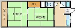 グレストマンション[3階]の間取り